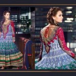 Diya Mirza New Party Wear Dresses Colleciton 2014 2