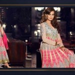 Diya Mirza New Party Wear Dresses Colleciton 2014 4
