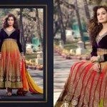 Diya Mirza New Party Wear Dresses Colleciton 2014 5