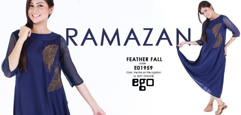 Ego Elegant Fancy Eid Outfits Selection 2014 for Women (3)