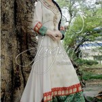 Elegant Jugaan Summer Outfits Ladies Trend 2014 (3)