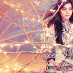 Ethnic by outfitters Eid Dresses Colletcion 2014 1