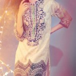 Ethnic by outfitters Eid Dresses collection 2014