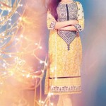 Ethnic by outfitters Eid Dresses Colletcion 2014 2