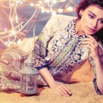 Ethnic by outfittersEthnic by outfitters Eid Dresses collecton 2014 3 Eid Dresses Colletcion 2014 3