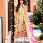 Faraz Manan Wonderful Kareena Crescent Particular Dresses Gallery 2014 (1)