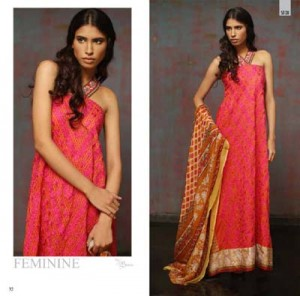 Feminine Eid Collection by Shariq 16