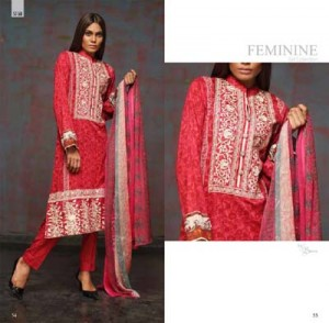 Feminine Eid Collection by Shariq 27