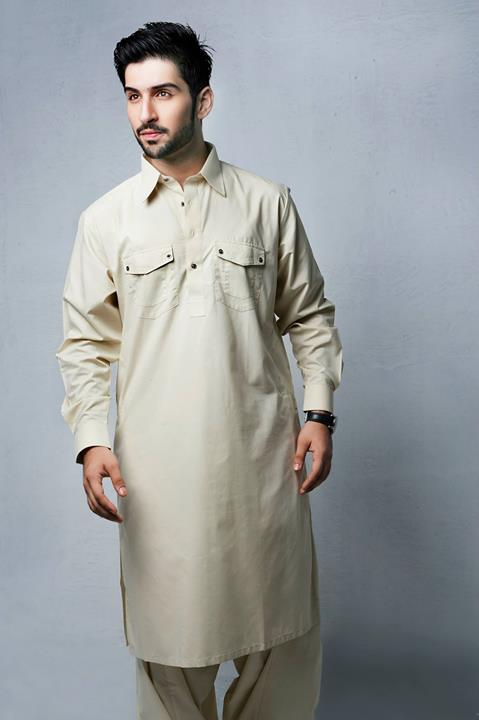 Gents Wonderful Dresses For Eid Bash 2014 (8)