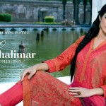 Gul Ahmed Females Eid Time Clothes Selection 2014 (3)