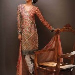 Hadiqa Kiani Clothes Attractive Eid Occasion Sequence 2014 Series - 3.0 (4)