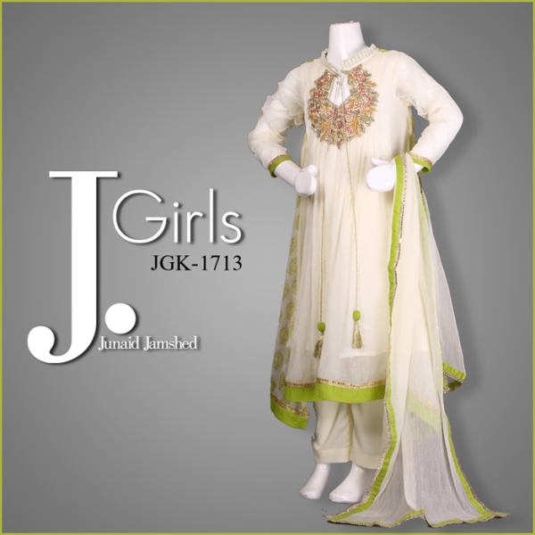 Junaid Jamshed Females Eid Sequence 2014 For Summer (4)