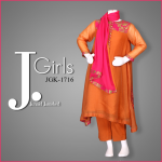 Junaid Jamshed Females Eid Sequence 2014 For Summer (6)