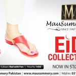 Mausummery Wonderful Eid Shoes Sequence 2014 For Young Women (3)