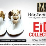 Mausummery Wonderful Eid Shoes Sequence 2014 For Young Women (5)