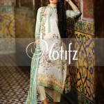 Motifz Eid Lawn Dresses Collection 2014 1