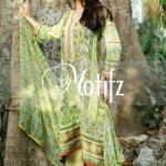 Motifz Eid Lawn Dresses Collection 2014 10