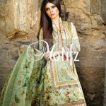 Motifz Eid Lawn Dresses Collection 2014 11