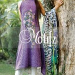 Motifz Eid Lawn Dresses Collection 2014 6