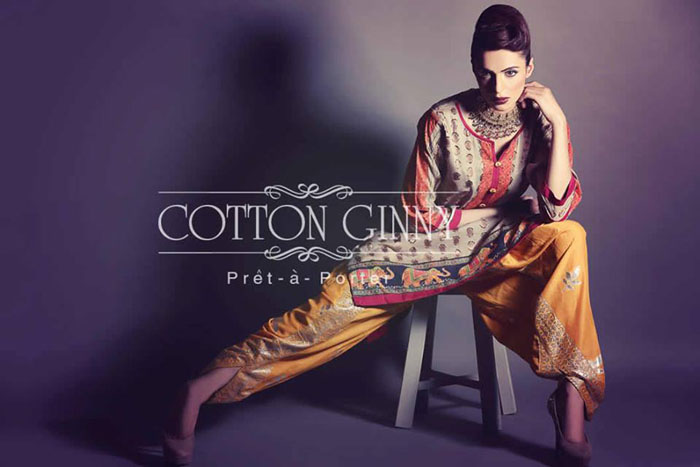 Natural Cotton Ginny Eid Beautiful Wonderful Assortment 2014 for Females (2)
