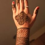 New Bridal Mehandi Fashions Specially For Women (2)