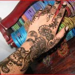 New Bridal Mehandi Fashions Specially For Women (3)