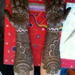 New Bridal Mehandi Fashions Specially For Women (4)