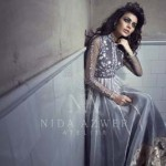 Nida Azwer Party Wear Dresses Collection 2014. 3