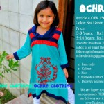 OCHRE Kids Wear Eid Collection 2014 26