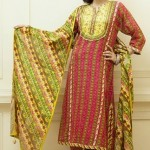 Original Kayseria Highs & Lows Nice Eid Apparel Choices 2014 For Girls (2)