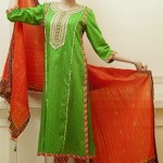 Original Kayseria Highs & Lows Nice Eid Apparel Choices 2014 For Girls (5)