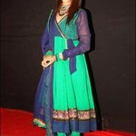 Particular Eid Superstars Anarkali Outfits 2014-15 (1)