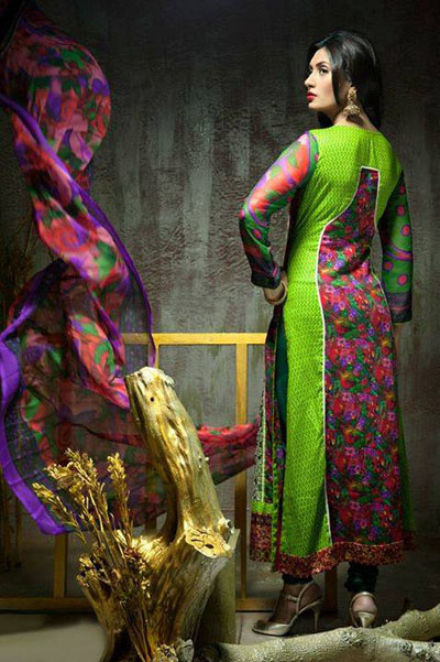 Pearl Eid Collection 2014 For Women 1