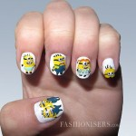 Pleased Animation Encouraged Nail Creations 2014 for Ladies (2)