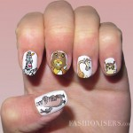 Pleased Animation Encouraged Nail Creations 2014 for Ladies (3)