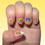 Pleased Animation Encouraged Nail Creations 2014 for Ladies (4)