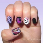 Pleased Animation Encouraged Nail Creations 2014 for Ladies (5)