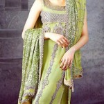 Sharara for Eid Celebration & Marriage Models Completely (1)