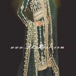 Sharara for Eid Celebration & Marriage Models Completely (3)