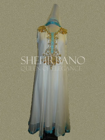 ShehrBano  ShehrBano New Eid  Dresses Collection 2014