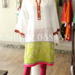 Shirin Hassan new eid dresses collection 2014 12