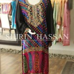 Shirin Hassan new eid dresses collection 2014 14