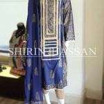Shirin Hassan new eid dresses collection 2014 15