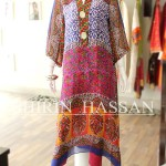 Shirin Hassan new eid dresses collection 2014 17