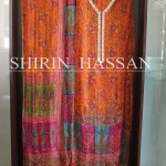 Shirin Hassan new eid dresses collection 2014 18