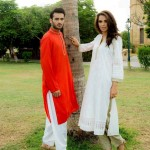 Stunning Eid Suits Modern Compilation for Boys & Girl (2)