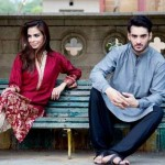 Stunning Eid Suits Modern Compilation for Boys & Girl (4)
