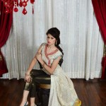 Syra Rezvan's Festive Eid Collection 1
