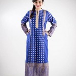 Tassel Significant Traditional Eid Festival Suits 2014 (1)