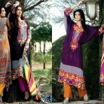 Tastes Of Fashionable Lawn Apparel In Summer Months (5)